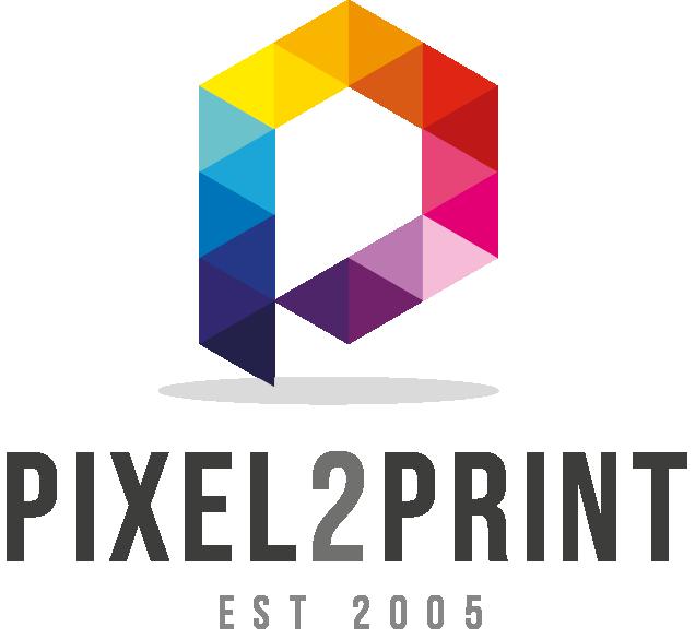 Pixel 2 Print -